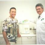 Dr. Alexandre Cosendey e Renzo Gracie